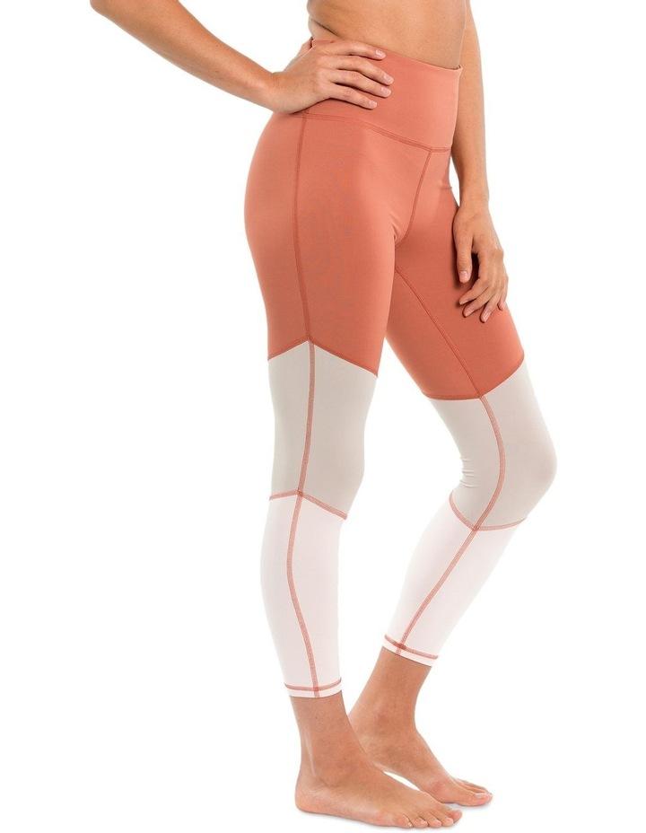 Dusk Leggings With Foil Logo image 2