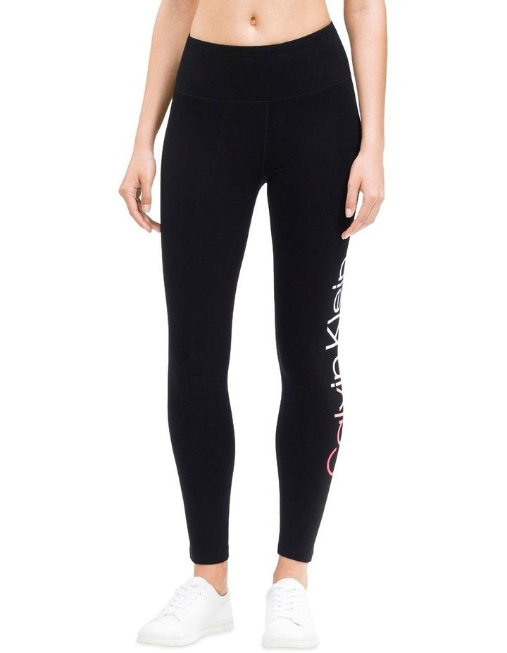 Ombre Calvin Klein Logo High Waist 7/8 Legging image 1