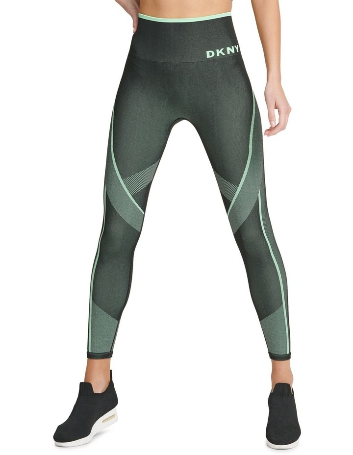High Waisted 7/8 Seamless Legging image 1