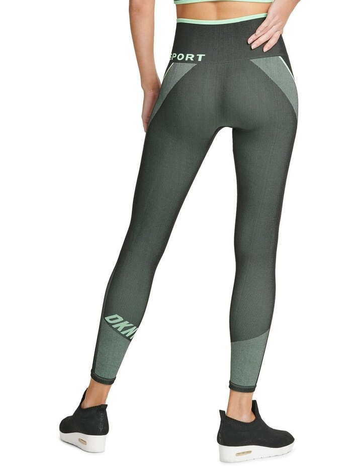 High Waisted 7/8 Seamless Legging image 2