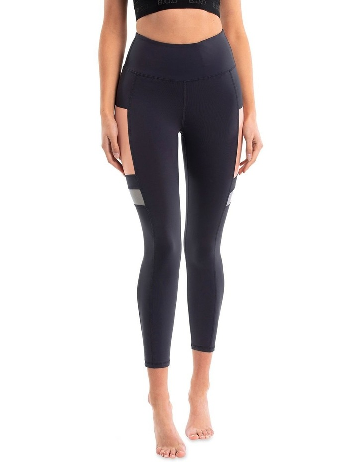 7/8 Legging With Side Panel image 1