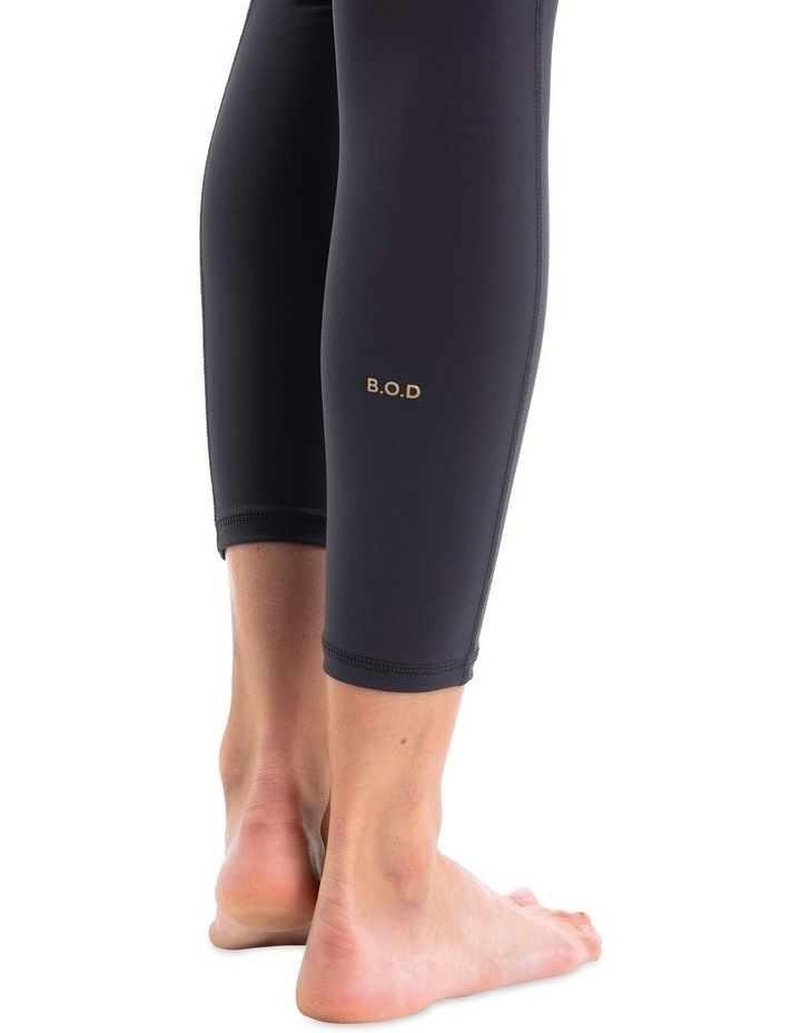 7/8 Legging With Side Panel image 4