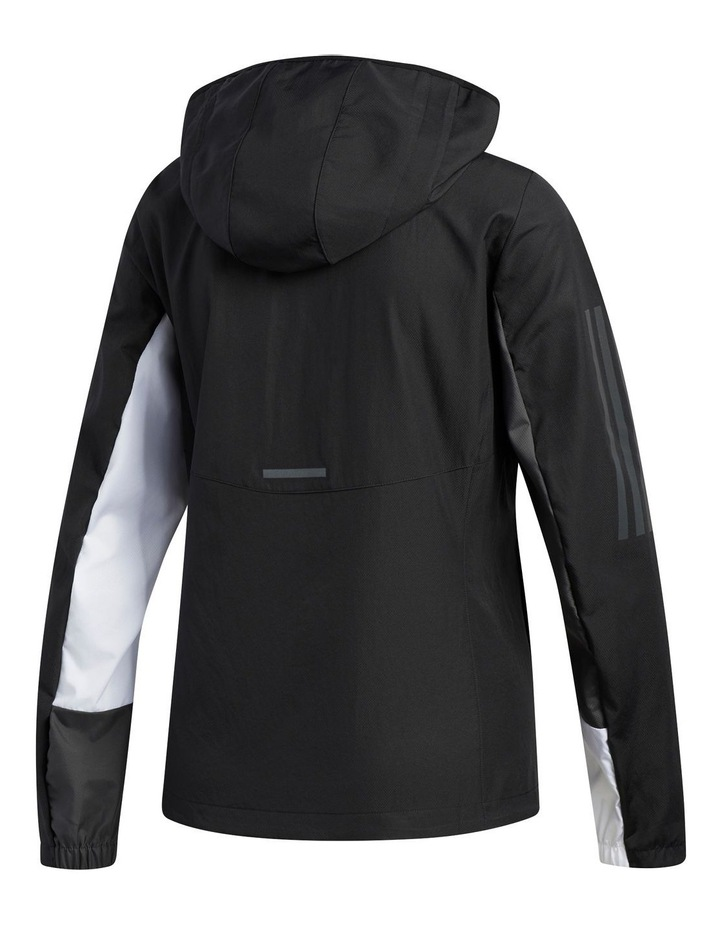 Own The Run Wind Jacket Hooded image 3