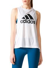 Adidas - Boxy Logo Tank