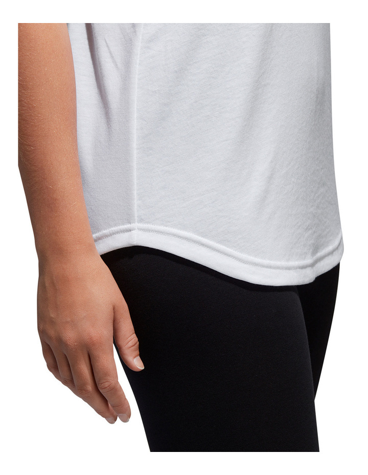 Essentials Linear Loose Tank Singlet image 5