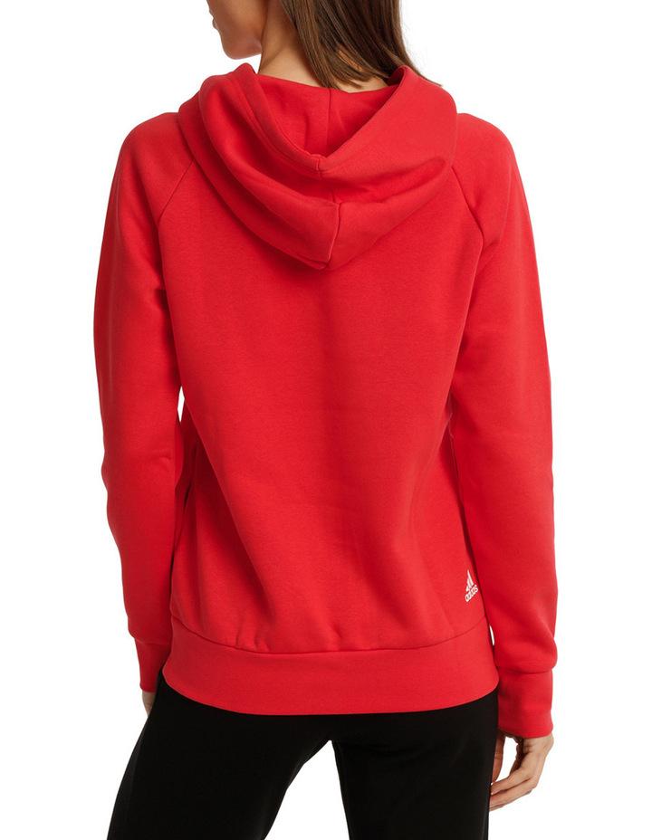 Essentials Linear Over Head Fleece Hoodie image 3