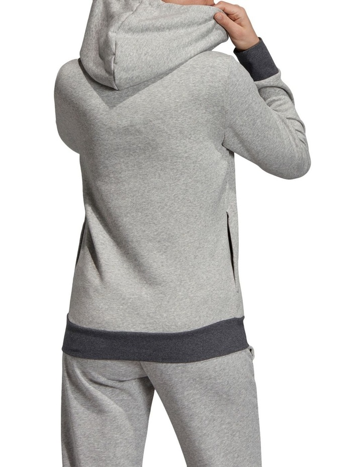 Essentials Linear Over Head Hoodie image 2