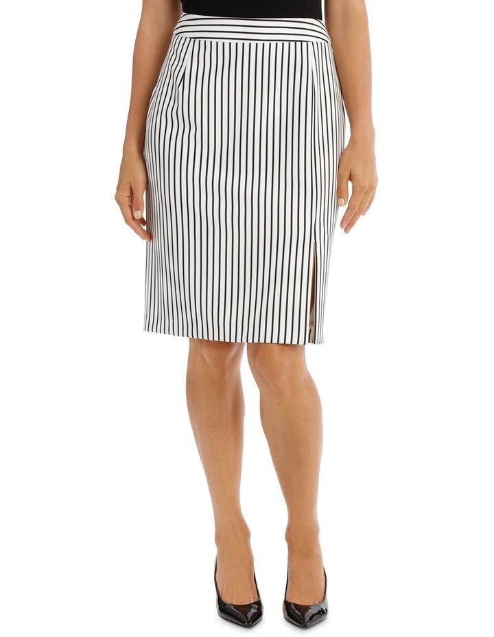 Pinstripe Skirt image 1