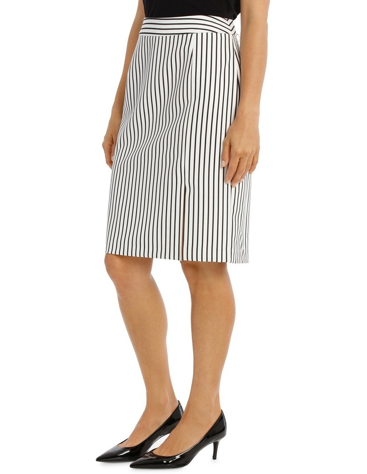 Pinstripe Skirt image 2