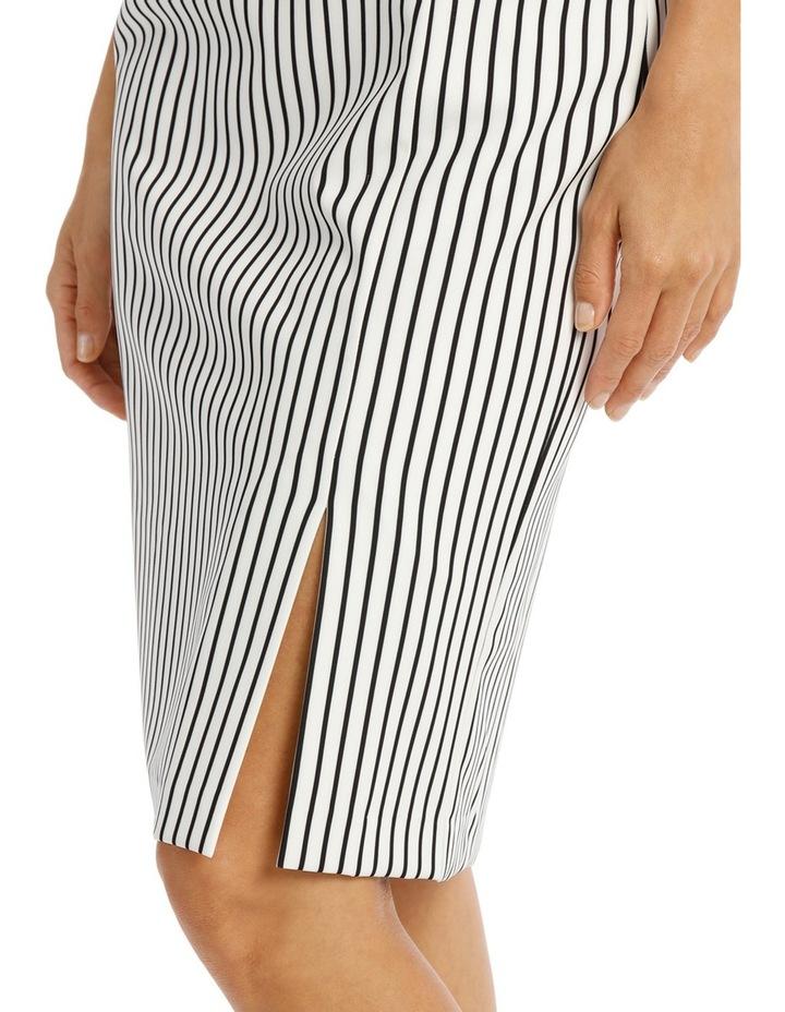 Pinstripe Skirt image 4