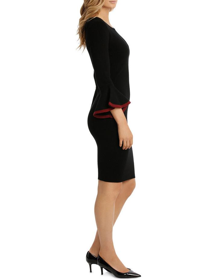 Milano Sleeve Detail Dress image 2