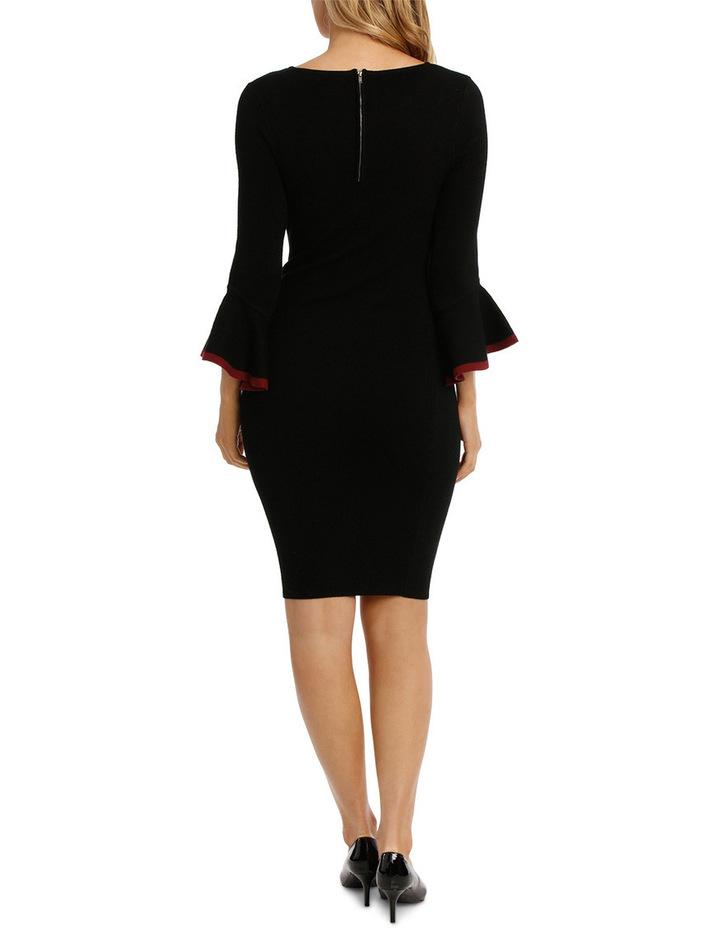 Milano Sleeve Detail Dress image 3