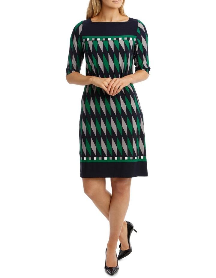 Argyle Tunic Dress image 1