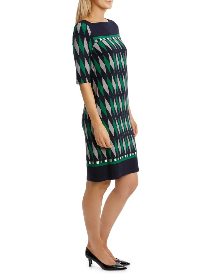 Argyle Tunic Dress image 2