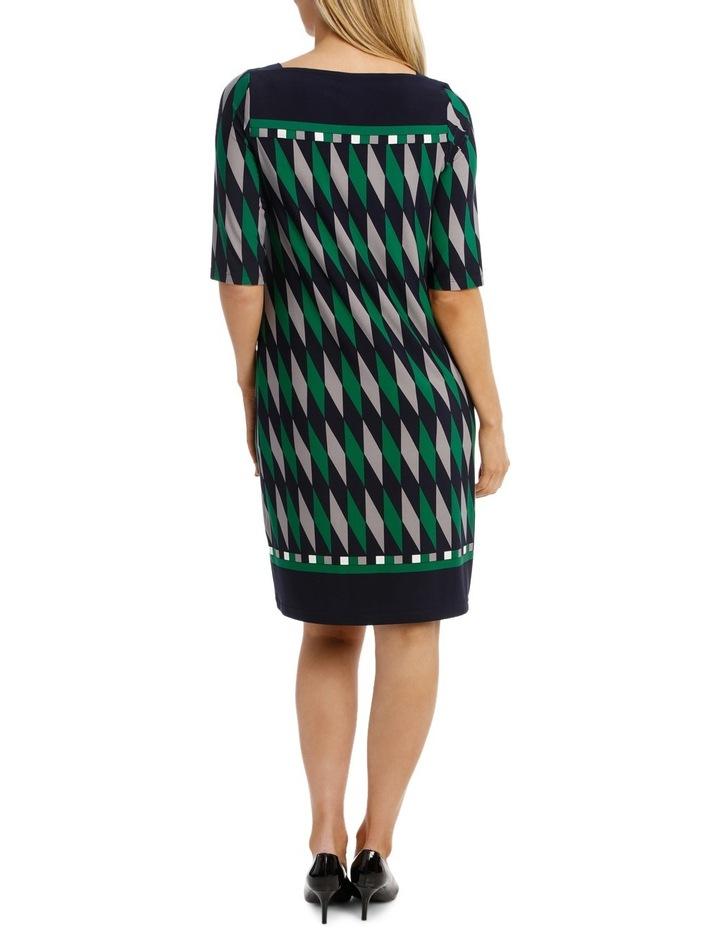Argyle Tunic Dress image 3