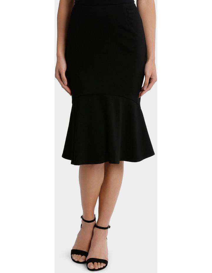 Fluted Hem Skirt image 1