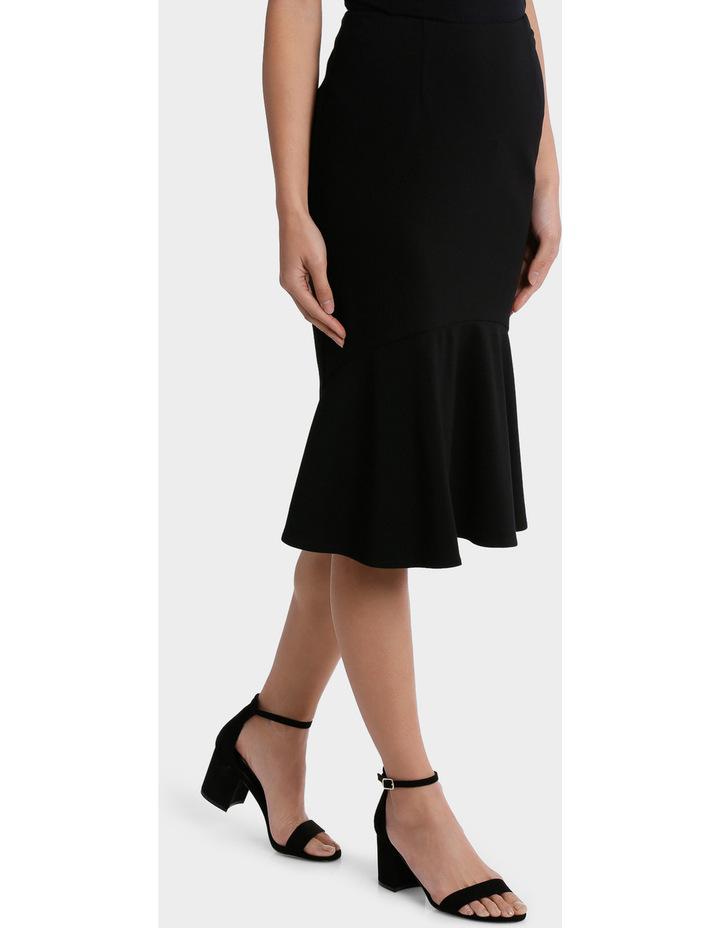 Fluted Hem Skirt image 2
