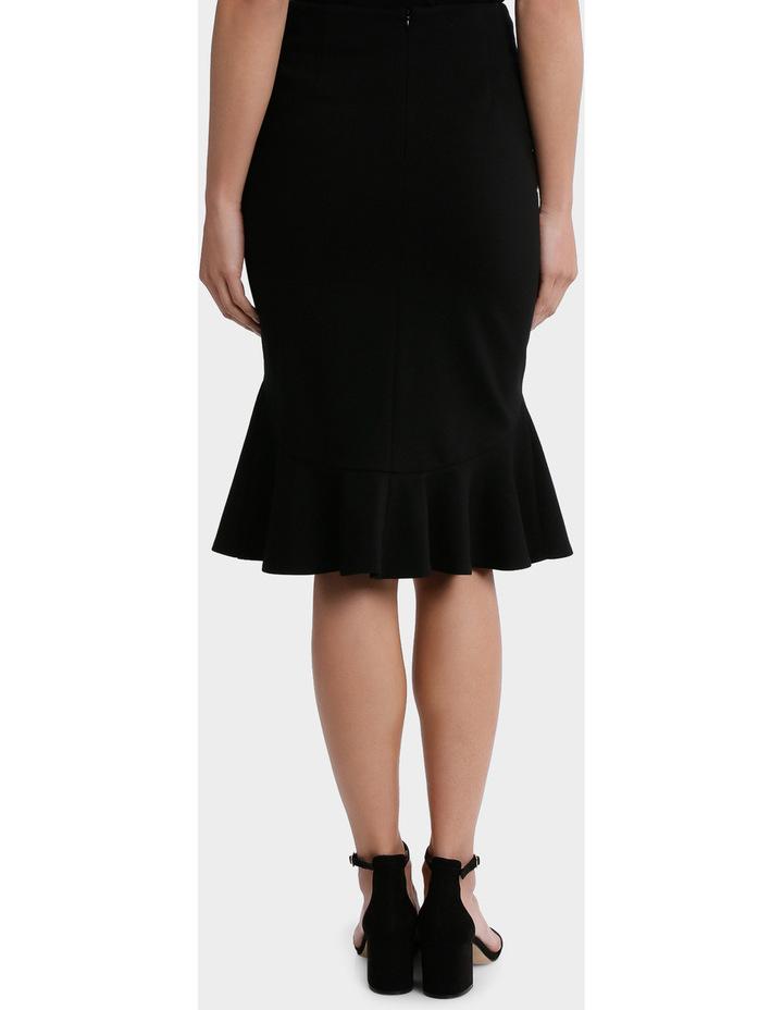 Fluted Hem Skirt image 3