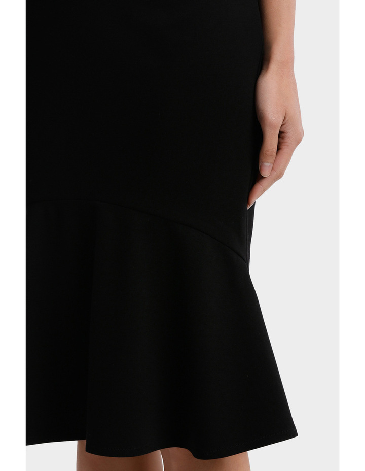 Fluted Hem Skirt image 4