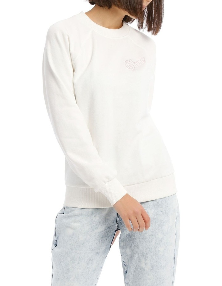 Sweater With Embroidered Logo image 1