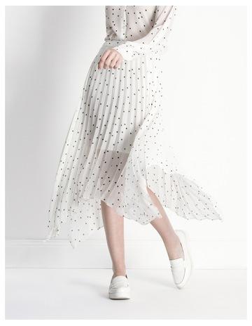 78f92968faaf Hi There From Karen Walker Pleated Skirt