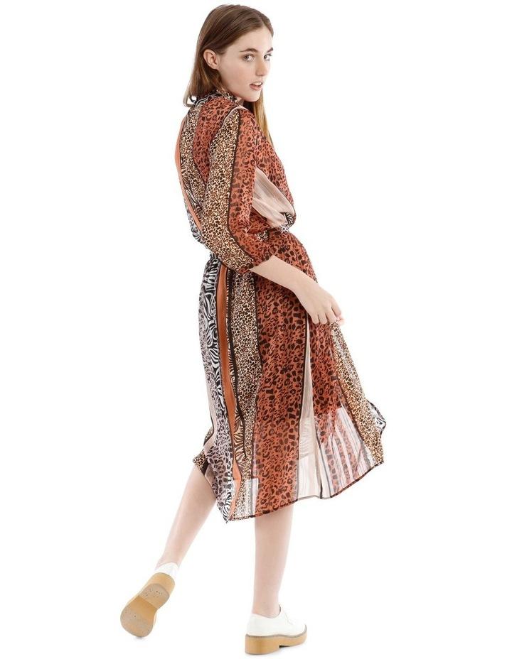 Burnout Stripe Skirt image 3