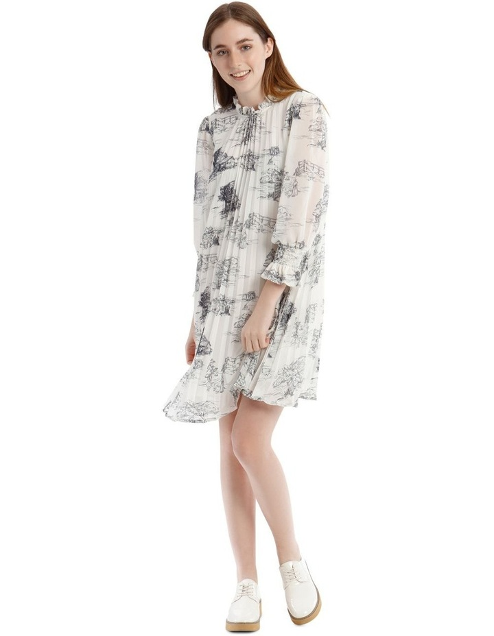 Pleat Dress image 1