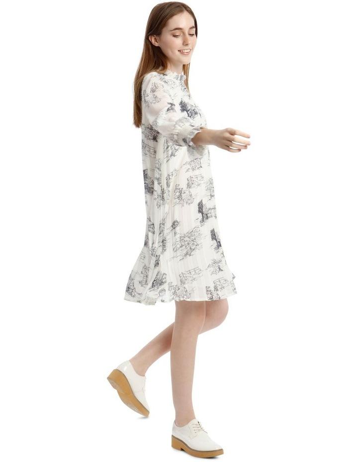Pleat Dress image 2