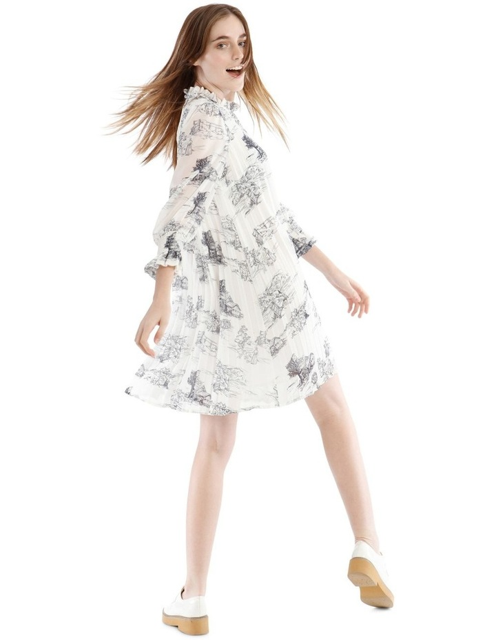 Pleat Dress image 3