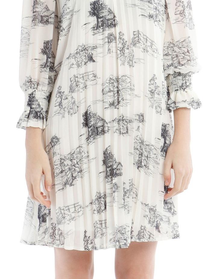 Pleat Dress image 4