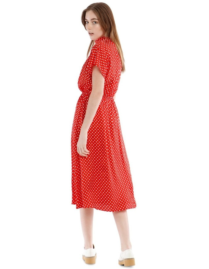 Cowl Neck Dress image 3