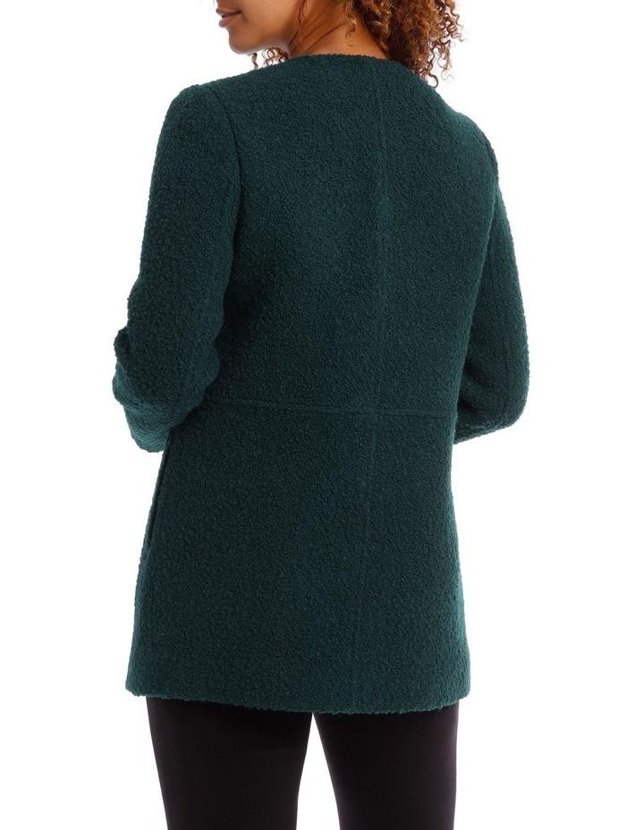 Boucle Coat Jewel Collar image 3