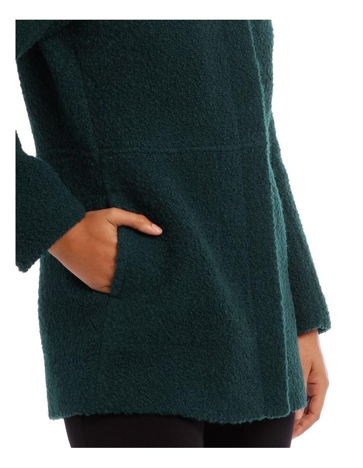 Boucle Coat Jewel Collar image 4