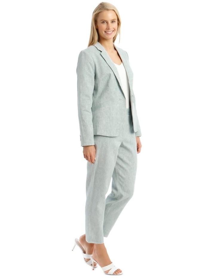 Linen Blend Jacket image 2