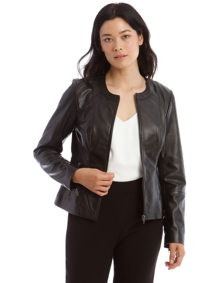Leather Jacket image 1