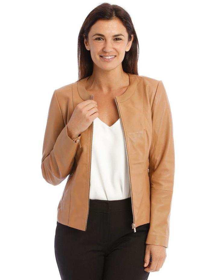 Leather Jacket image 1