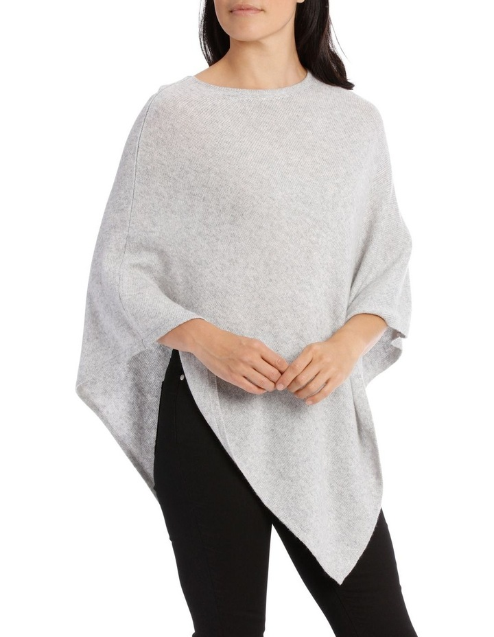 Knitted Poncho image 2