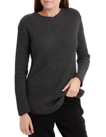 8e0ffb473b2 Trent Nathan Chunky Boat Neck Knit