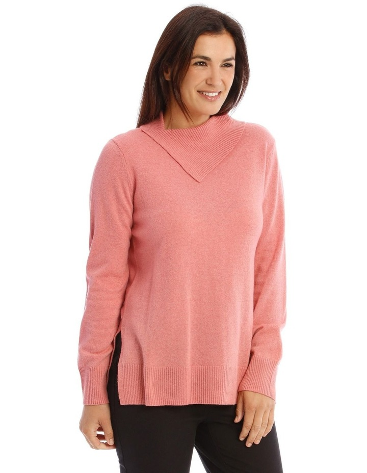 Open Roll Neck Jumper image 2
