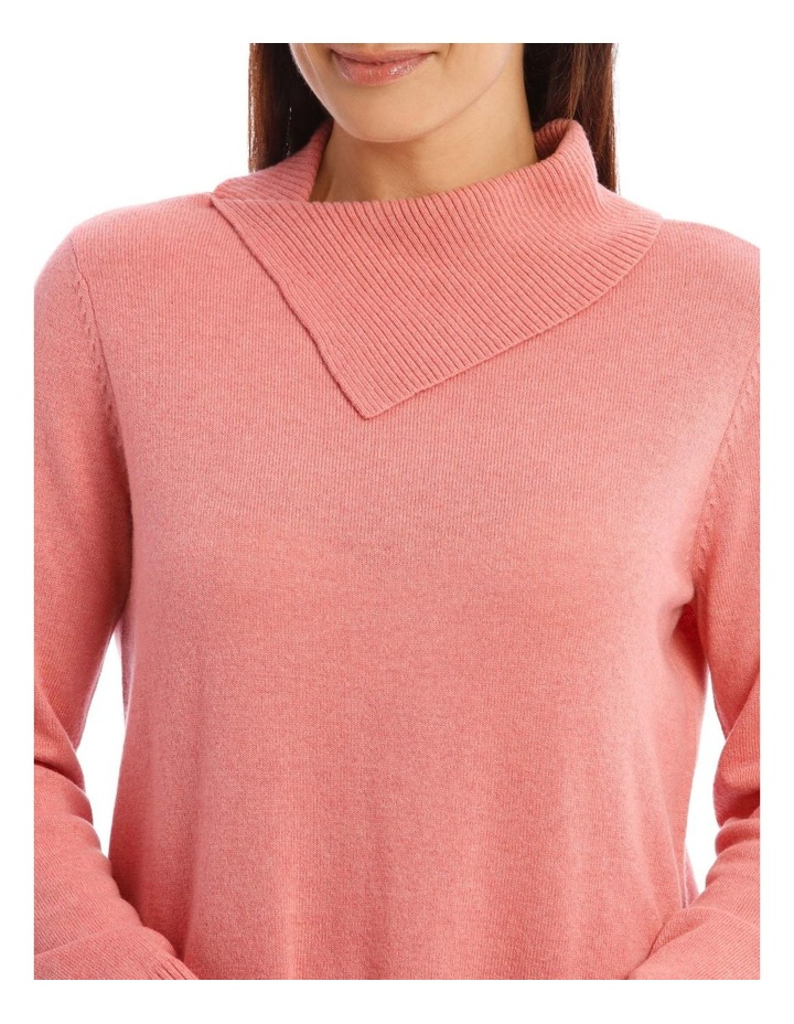Open Roll Neck Jumper image 4