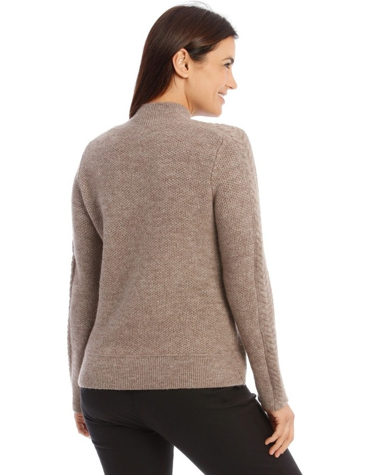 Cable Sleeve Jumper image 3