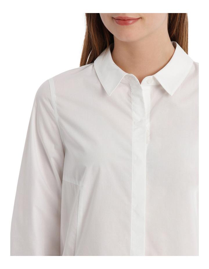 Longline 3/4 Sleeve Shirt image 4