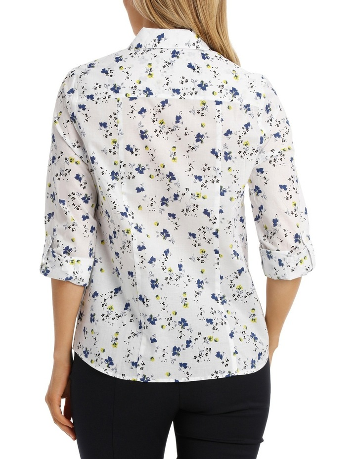 Small Floral Catherine Shirt image 3
