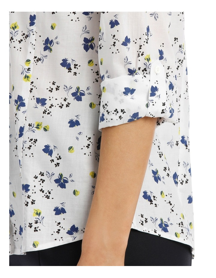 Small Floral Catherine Shirt image 4