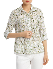 Trent Nathan - Soft Spot Catherine Long Sleeve Shirt