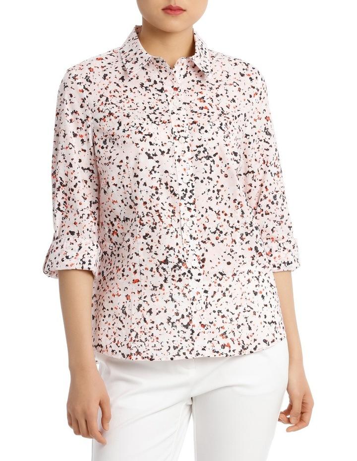 Spring Cherry Catherine 3/4 Sleeve Shirt image 1