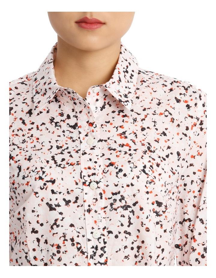 Spring Cherry Catherine 3/4 Sleeve Shirt image 4