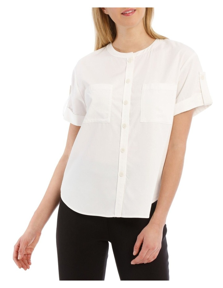 Short Sleeve Pocket Shirt by Trent Nathan