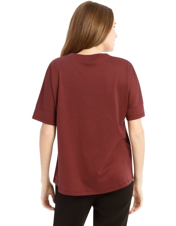 Drop Sleeve T-Shirt image 3
