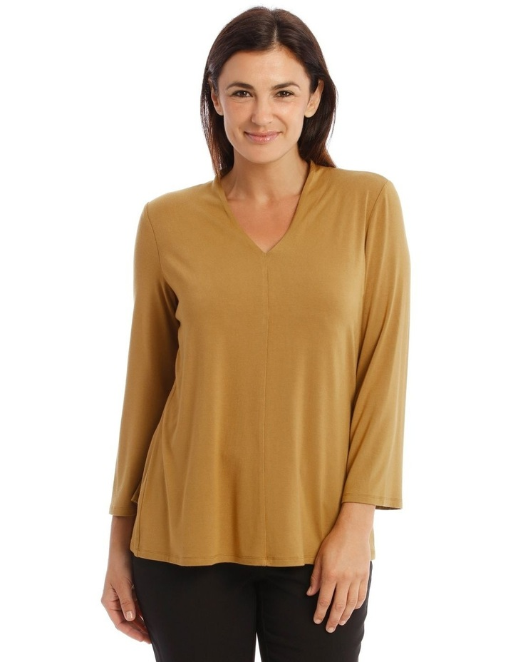 V-Neck Swing Top image 1